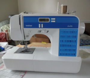 Brother BC-1000 sewing machine